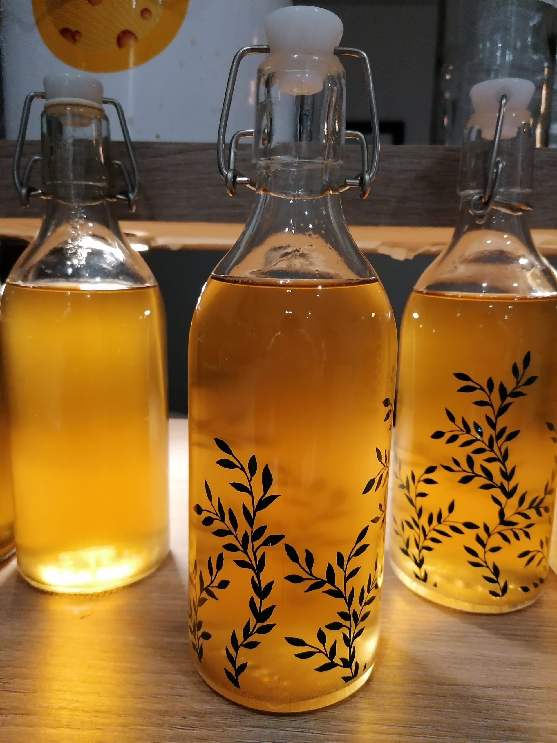 Read more about the article Pear Cider Bottling