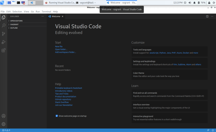 Linux on the desktop as a web developer
