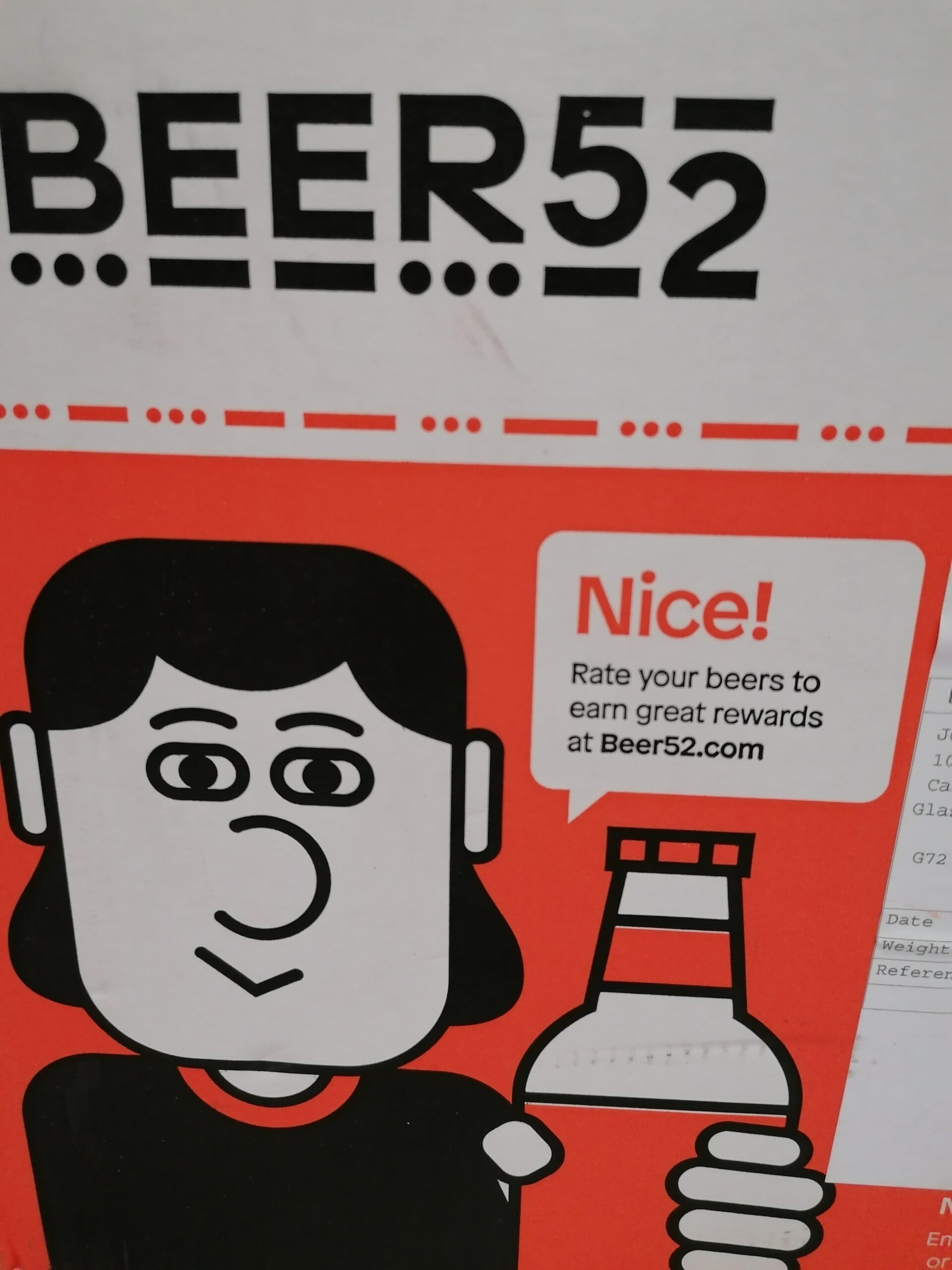 Read more about the article Beer52 box of polish beers!