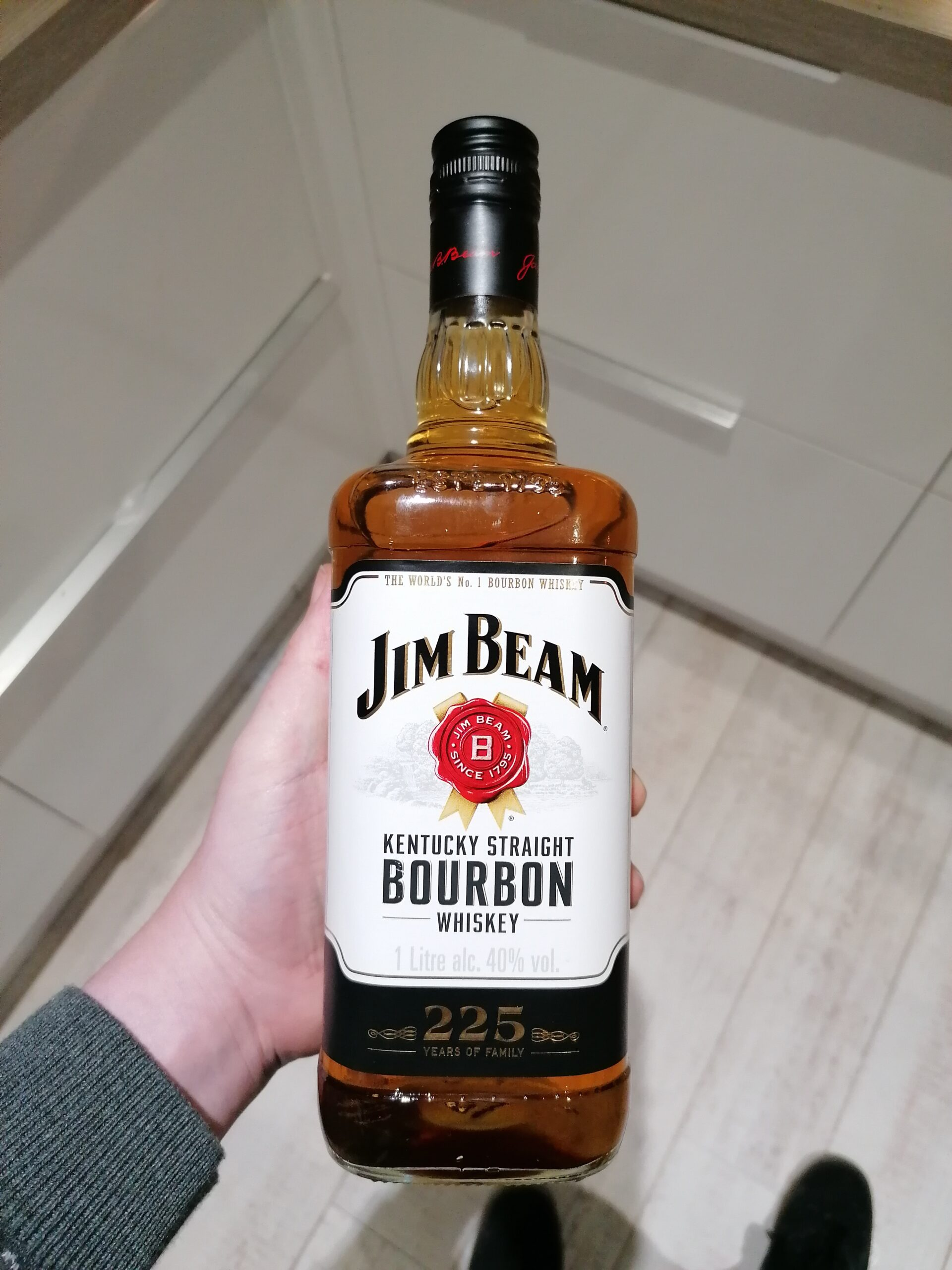Read more about the article Jim Beam