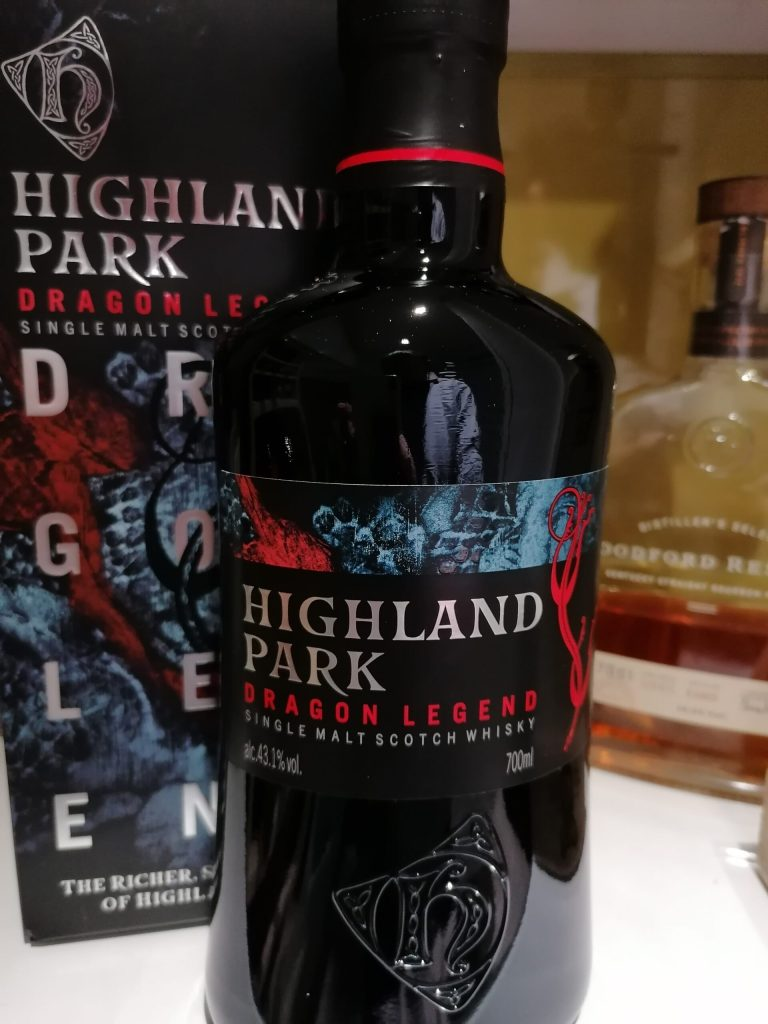 Read more about the article Highland Park Viking Legend