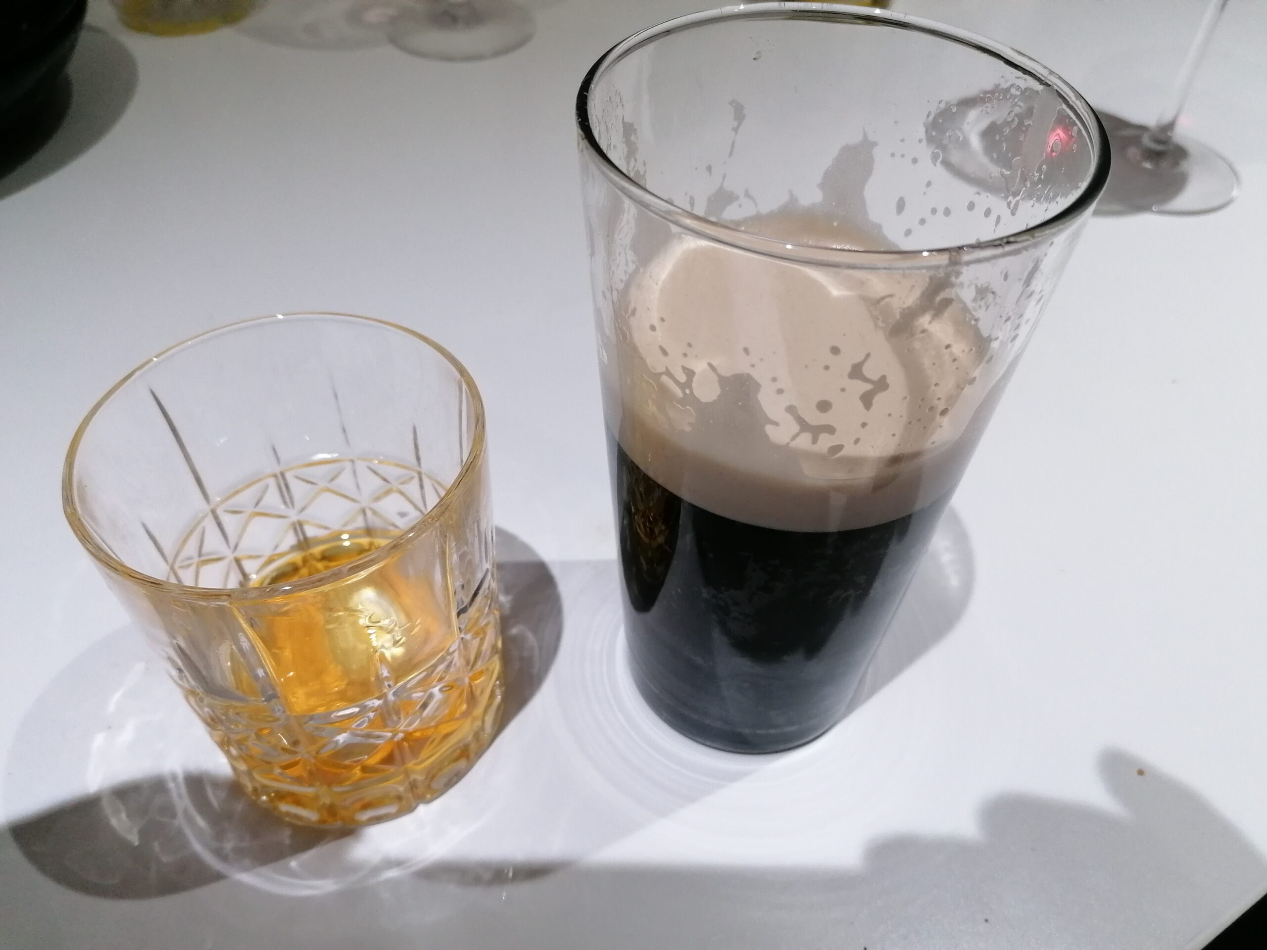 Read more about the article Jameson Stout Edition and Guiness