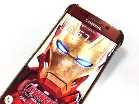 Samsung S6 Edge Ironman 特別版, S6 Avenger 復仇者聯盟手機殼