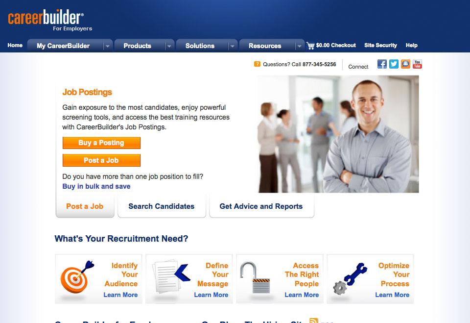 CareerBuilder.com for Employers