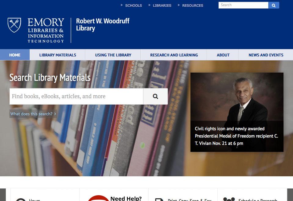 Emory University Libraries