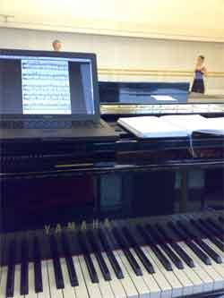 Jsmusic at work