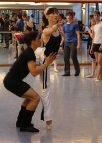 Yat Sen Chang & Daria Klimentová in Prague