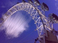 The London Eye. A metaphor for music?