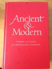 My new pride and joy - Hymns Ancient & Modern, 2013 edition