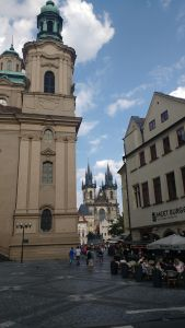 Picture of Prague Old Town Square