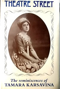 Tamara Karsavina's autobiography