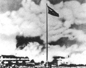 Hickham Field Pearl Harbor 7 December 1941
