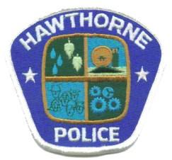 Hawthorne CA Police Department