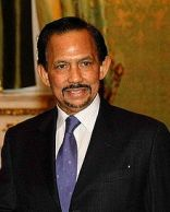 The Sultan of Brunei