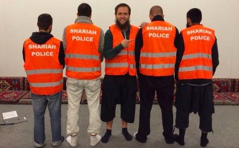 Kuvahaun tulos: sharia polis