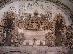 Santa Maria Immacolata a Via Veneto, Krypta der Kapuziner