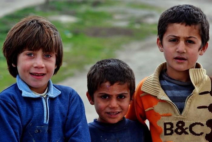 kurdish-children