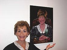 220px-Judge_Judy_next_to_painting