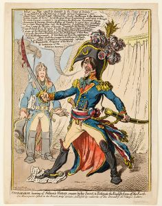 Gillray_-_Napoleon_raging