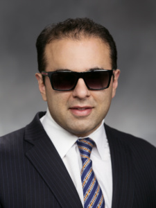 Portrait of Cyrus Habib