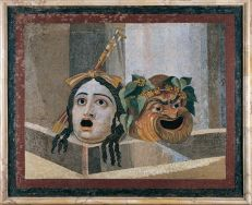 Mosaic_of_the_theatrical_masks_-_Google_Art_Project