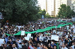 250px-Tehran_protest_(1)