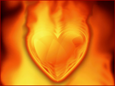 heart-on-fire-screensaver-main-view-preview
