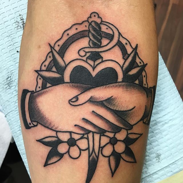 Tattoo Naam Ruben