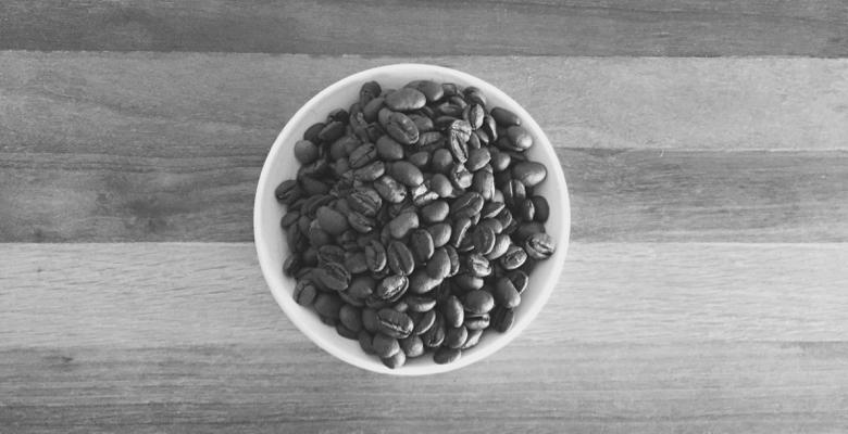 coffee beans roasted tonal