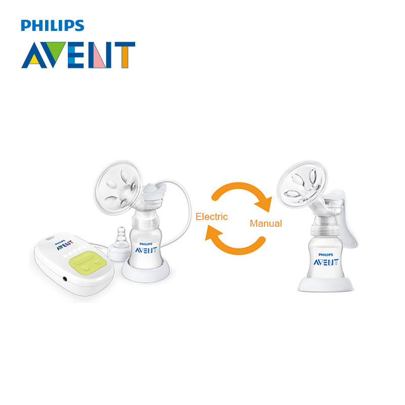Avent Electric Breast Pump Instruction Manual