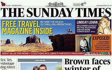 the-sunday-times-25-oct-2009