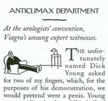 Viagara New Yorker