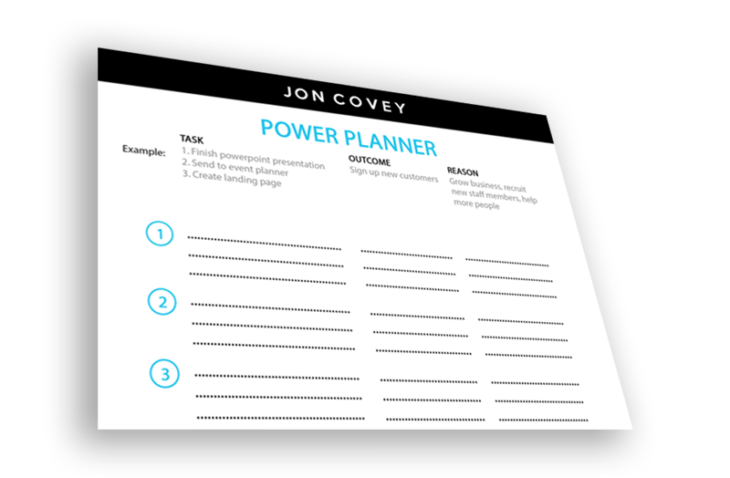 DOWNLOAD MY FREE POWER PLANNER