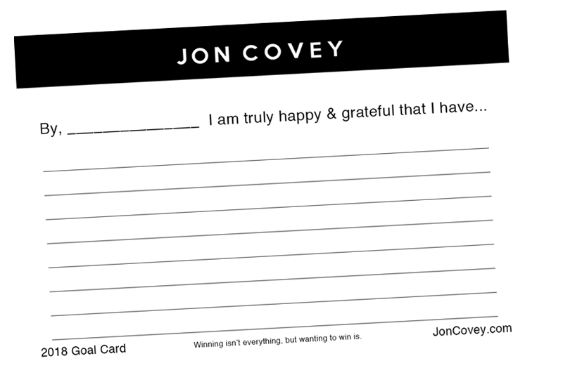 DOWNLOAD MY FREE GOAL CARD TEMPLATE