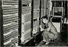 Switchboard (public domain)