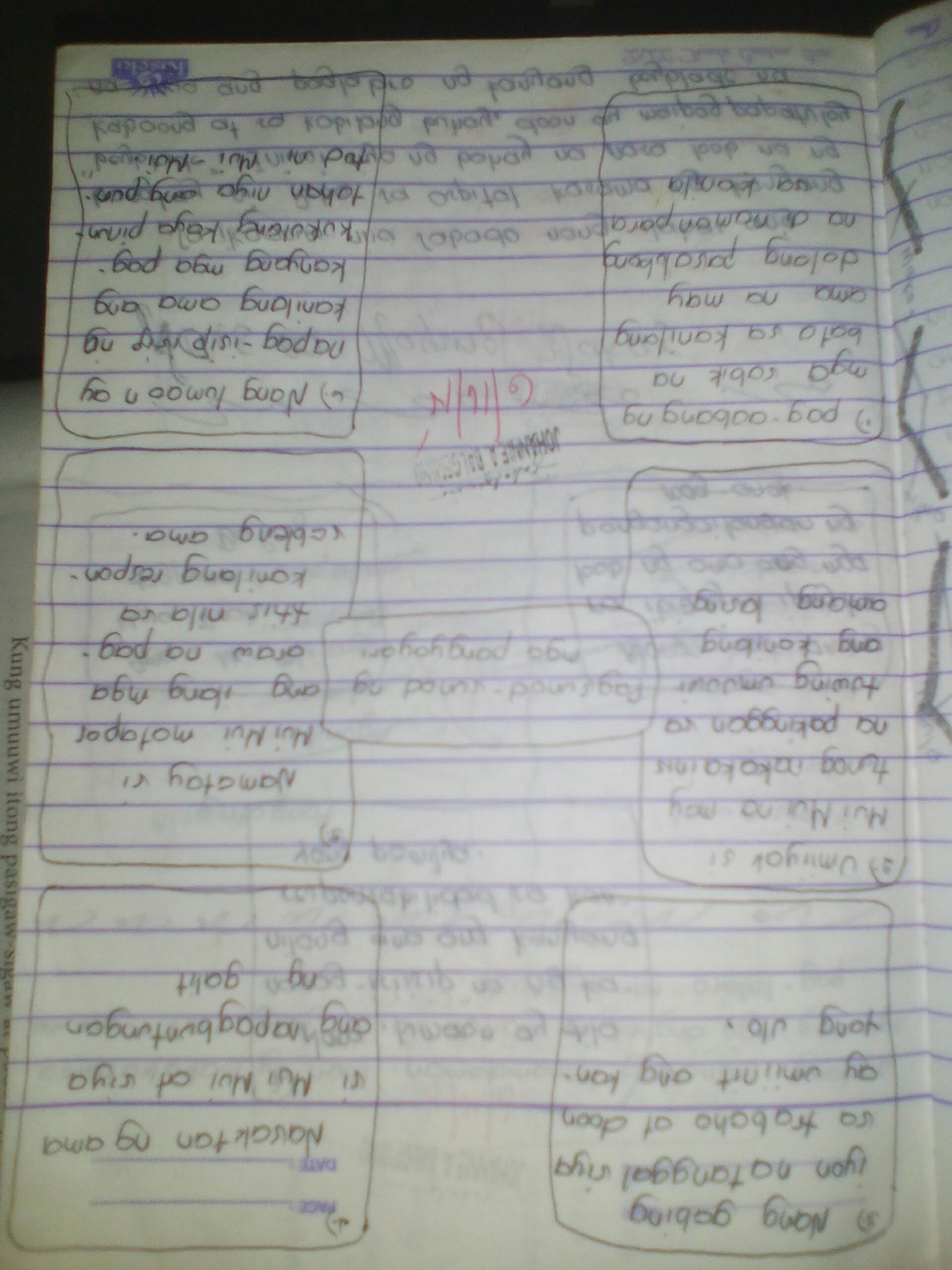 Pagsunod Sunod Ng Mga Pangyayari 06 15 15 Jonelieeblog