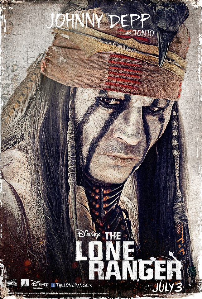 Disney's The Lone Ranger - Is It Worth Seeing This Movie?