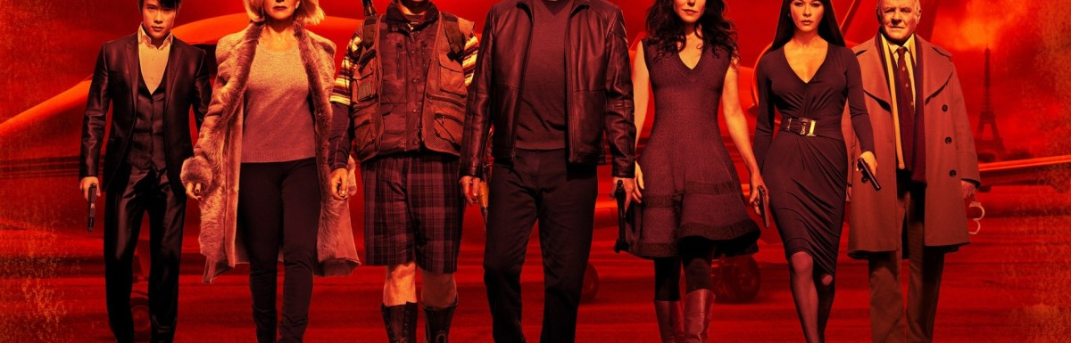 Movie Review: Red 2 with Bruce Willis