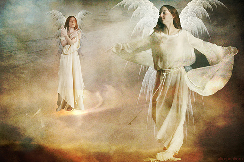 Are Angels Higher Than Man? Biblical Proof