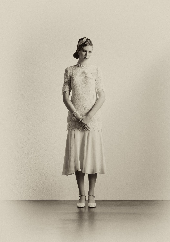 Vintage Hollywood Inspired Bridal Shoot