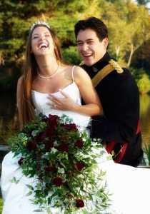 Royal Military Academy Sandhurst wedding