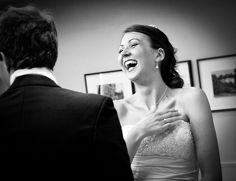 fun, love, laughter, civil wedding ceremony, hampshire
