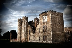 Magical Cowdray Ruins