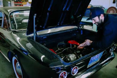 jones auto clinic