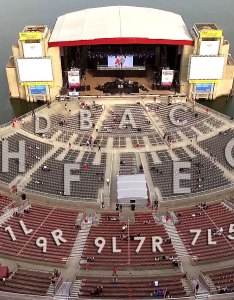 Jones beach theater seating chart also rh jonesbeach