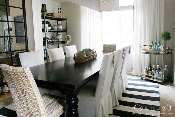 a few dining room additions  jones design company