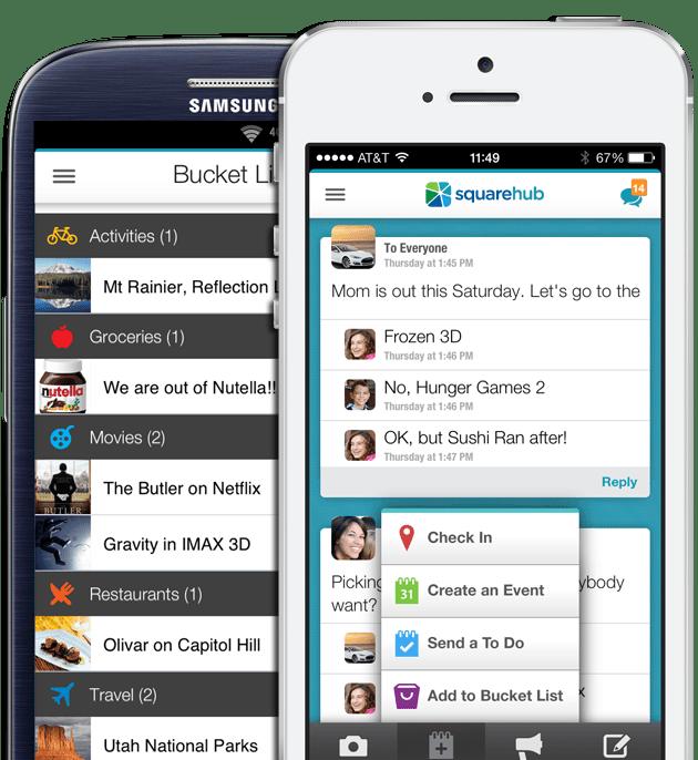 squarehub app