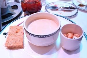 Buttered Popcorn Soup