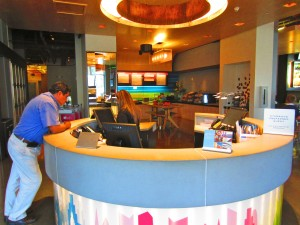 Review: Aloft Houston by the Galleria