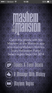 When Will the Mayhem at the Mansion App Be Ready